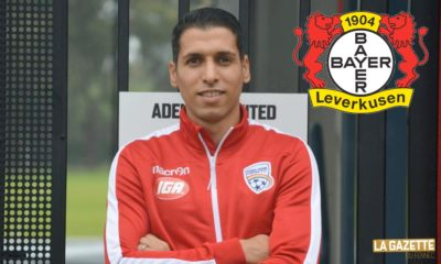 matmour bayer leverkusen nomination
