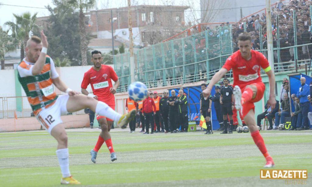 mekkaoui mco boufarik WAB corner coupe algerie