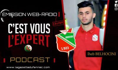 podcast belhocini iheb expert
