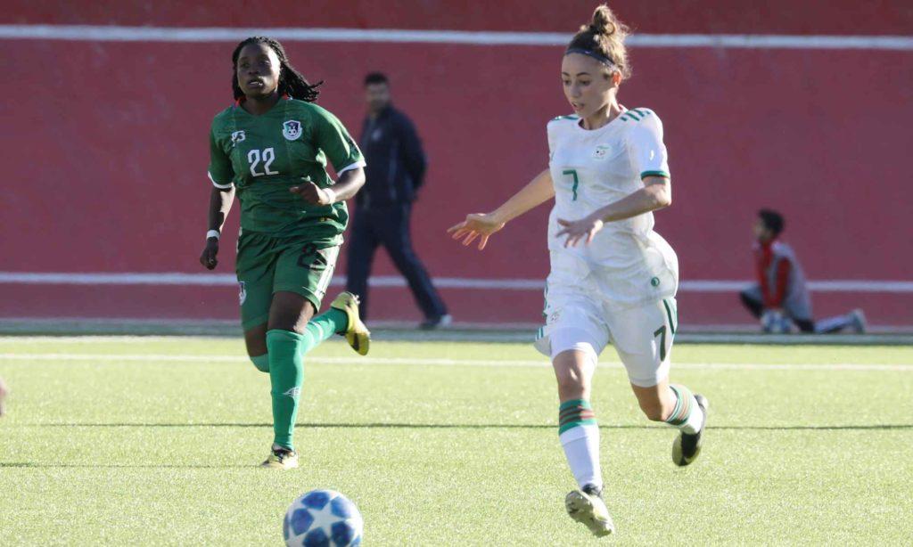 selection U20 feminine duel 7 soudan sud