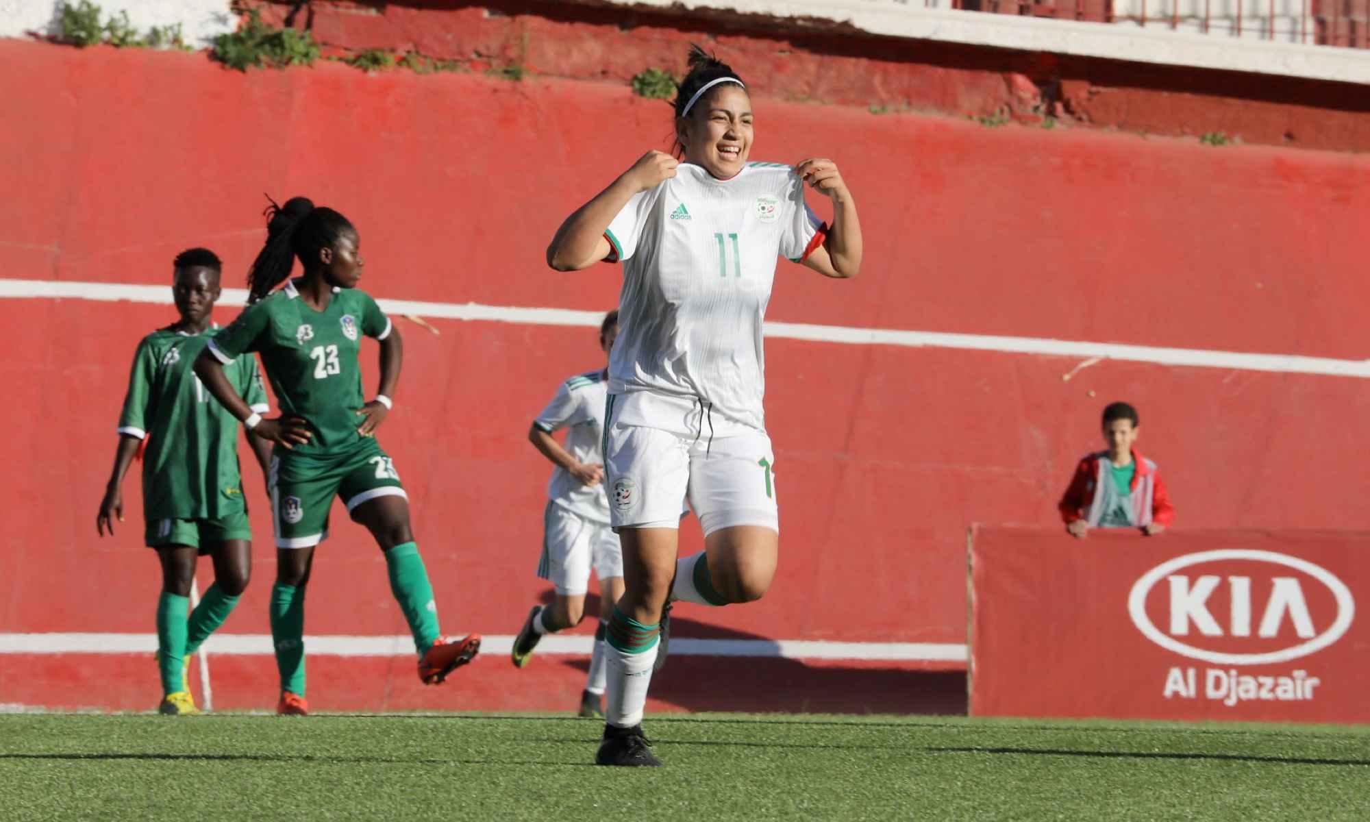 selection U20 feminine joie qualif soudan sud