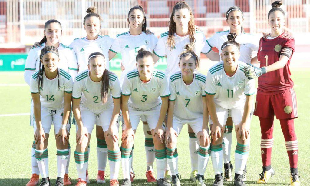 selection U20 feminine onze blanc