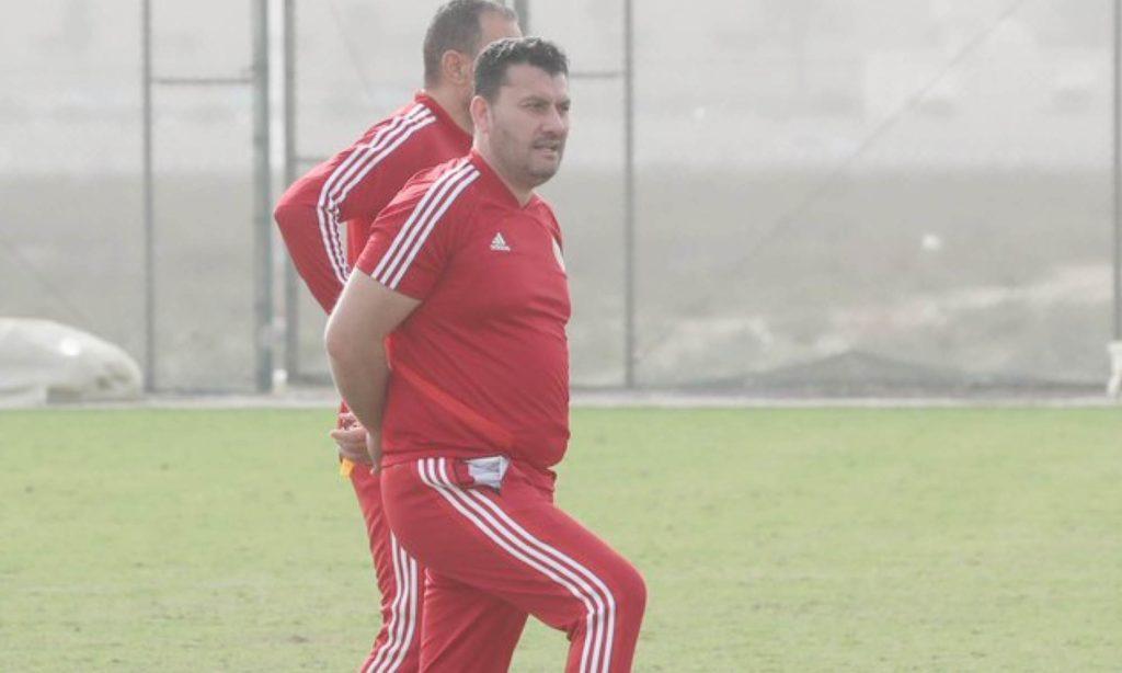 u20 jeunes coach bensmain