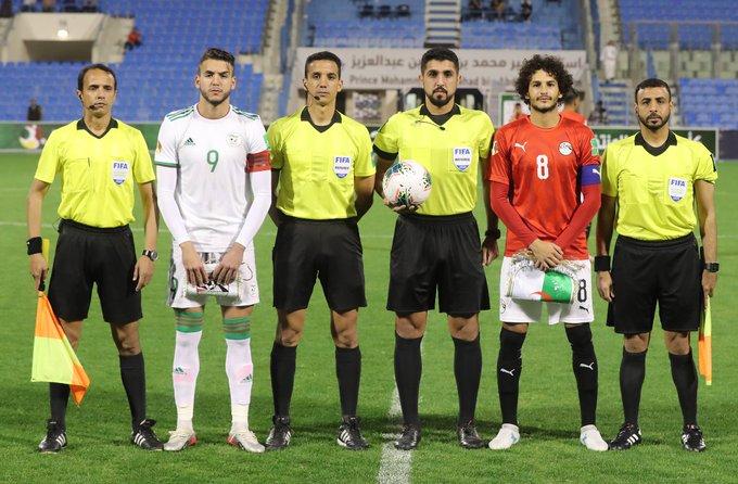 zerrouki alg arabe cup U20