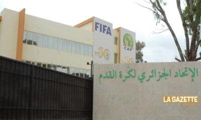 FAF UNAF FIFA ZETCHI