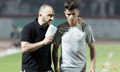 belmadi coach consigne youcef atal