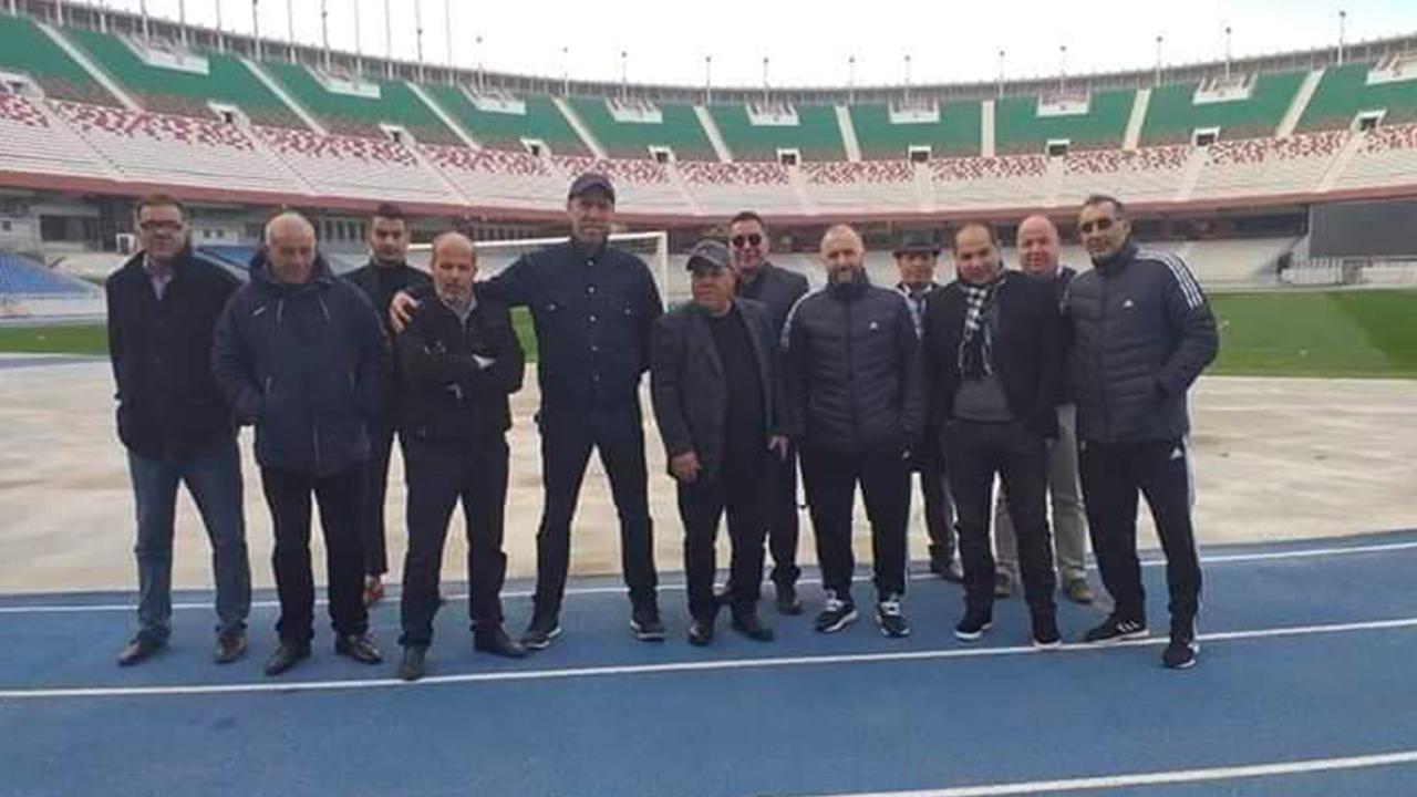 belmadi stade 5 juillet