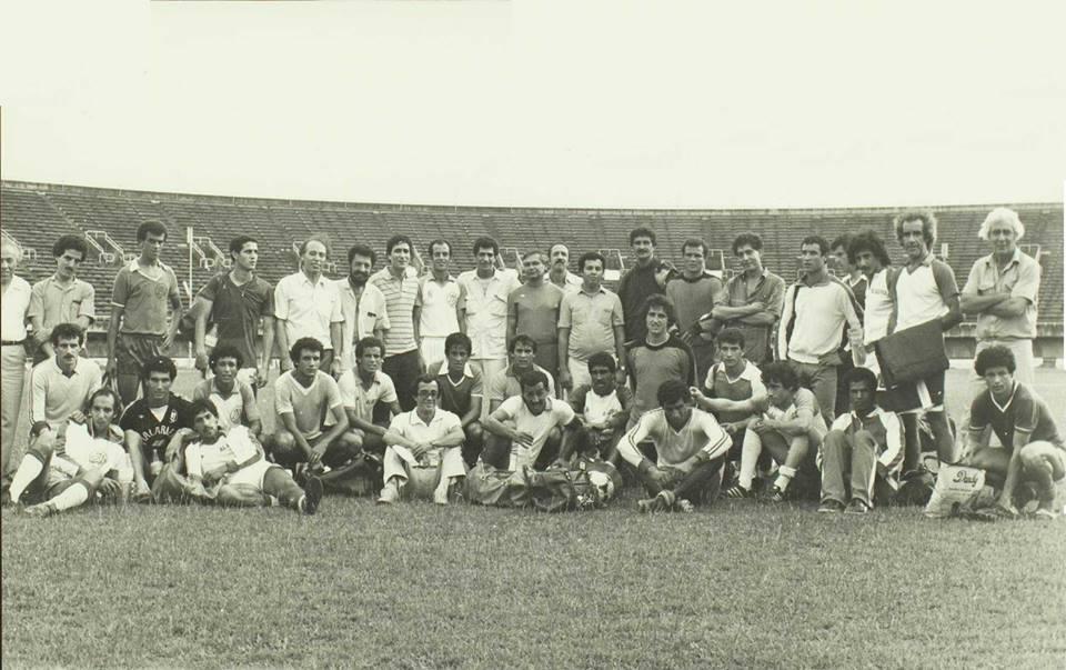 campagne qualif mondial 1982 gamouh belloumi madjer khalef
