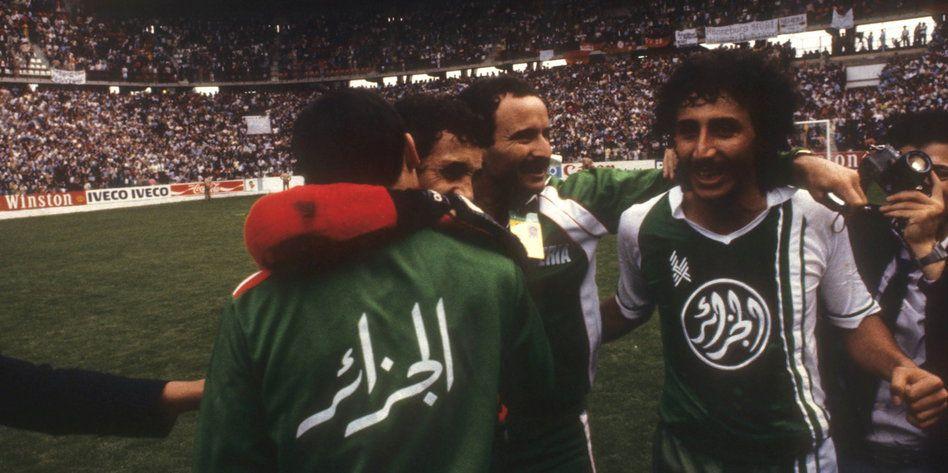 cerbah khalef zidane 1982 RFA