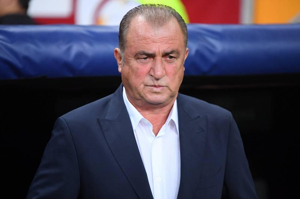 coach fatih terim galatasaray