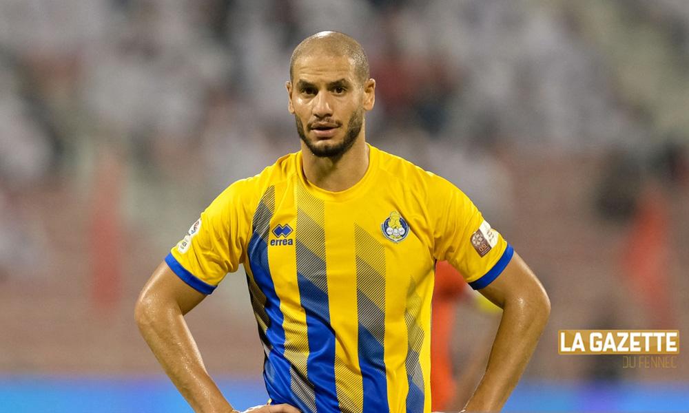 Qatar : les ligaments croisés du genou pour Guedioura ?