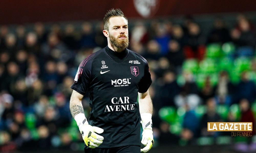 FC Metz : Oukidja prolonge jusqu'en 2023