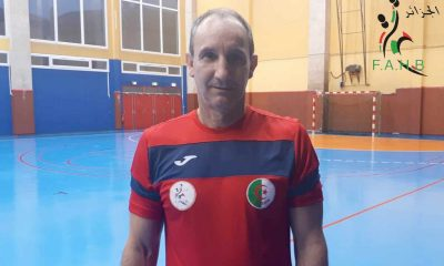 alain portes coach national handball