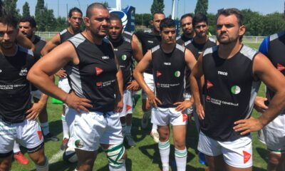 benamor meneghini silver cup algerie rugby toulouse
