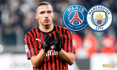 bennacer psg man city mercato