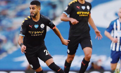 Mahrez Manchester City Premier League