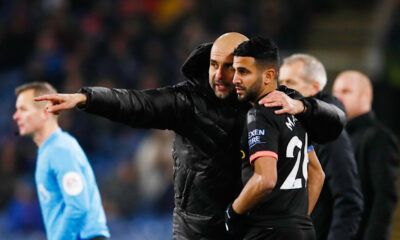 Riyad Mahrez Guardiola City
