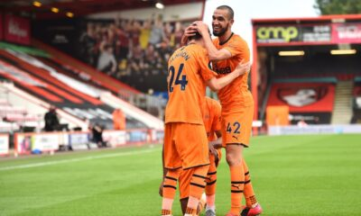 bentaleb orange newcastle bournemouth