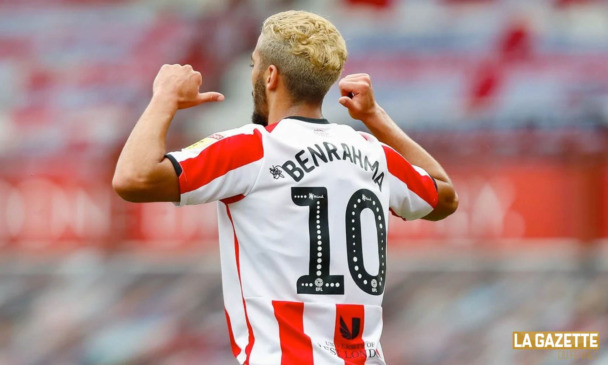 Benrahma signe à West Ham United — Officiel
