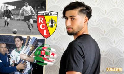 adam oudjani rc lens interview cherif ahmed