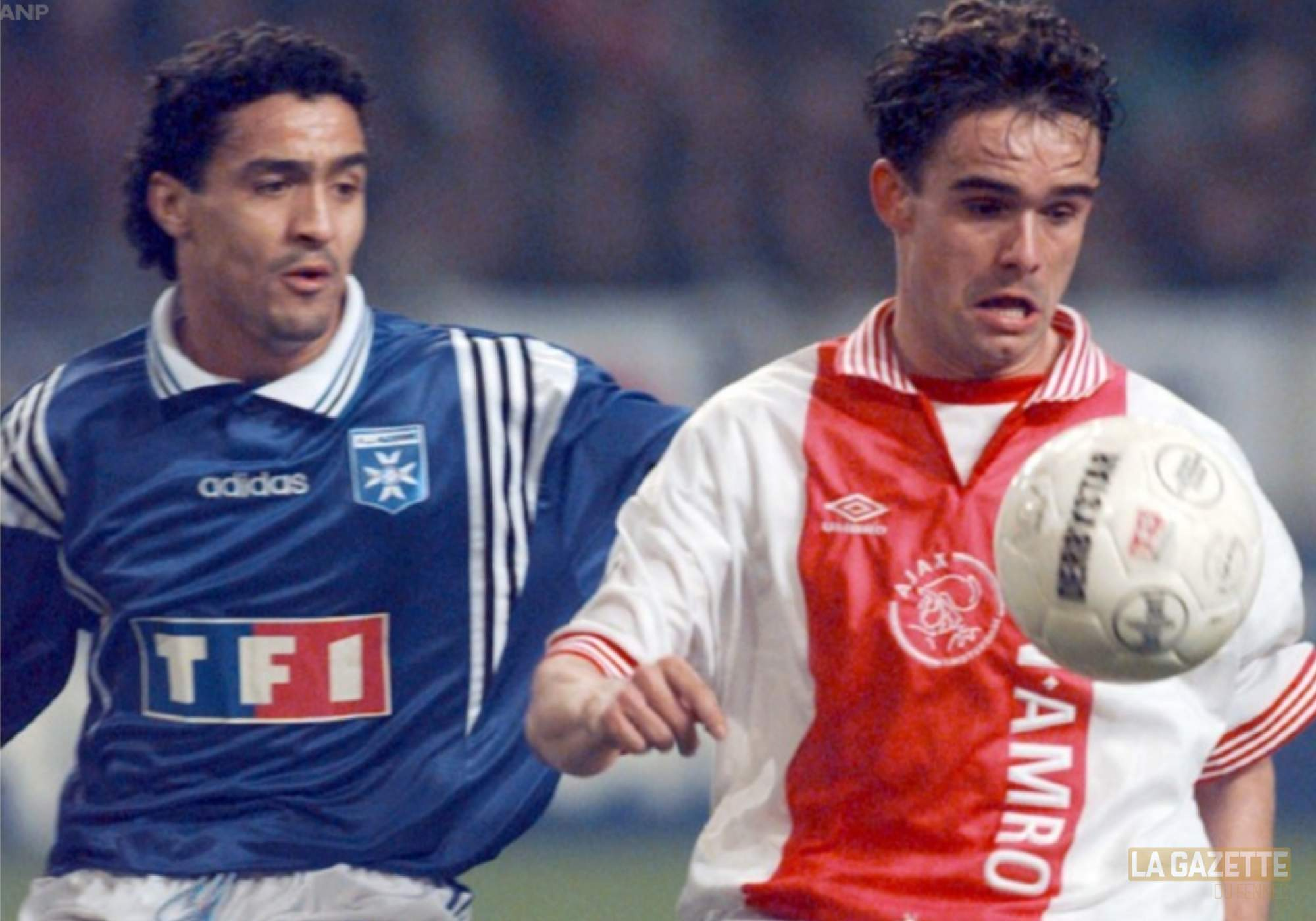 tasfaout ajax amsterdam 1997 auxerre