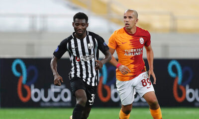Sofiane Feghouli Galatasaray Europa League