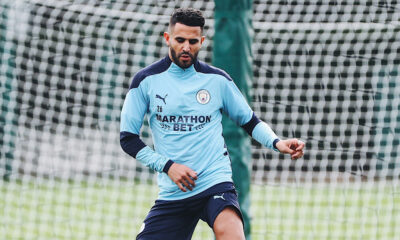 Riyad Mahrez Manchester City Real Madrid mercato