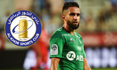 Ryad Boudebouz Al Khor Sports club