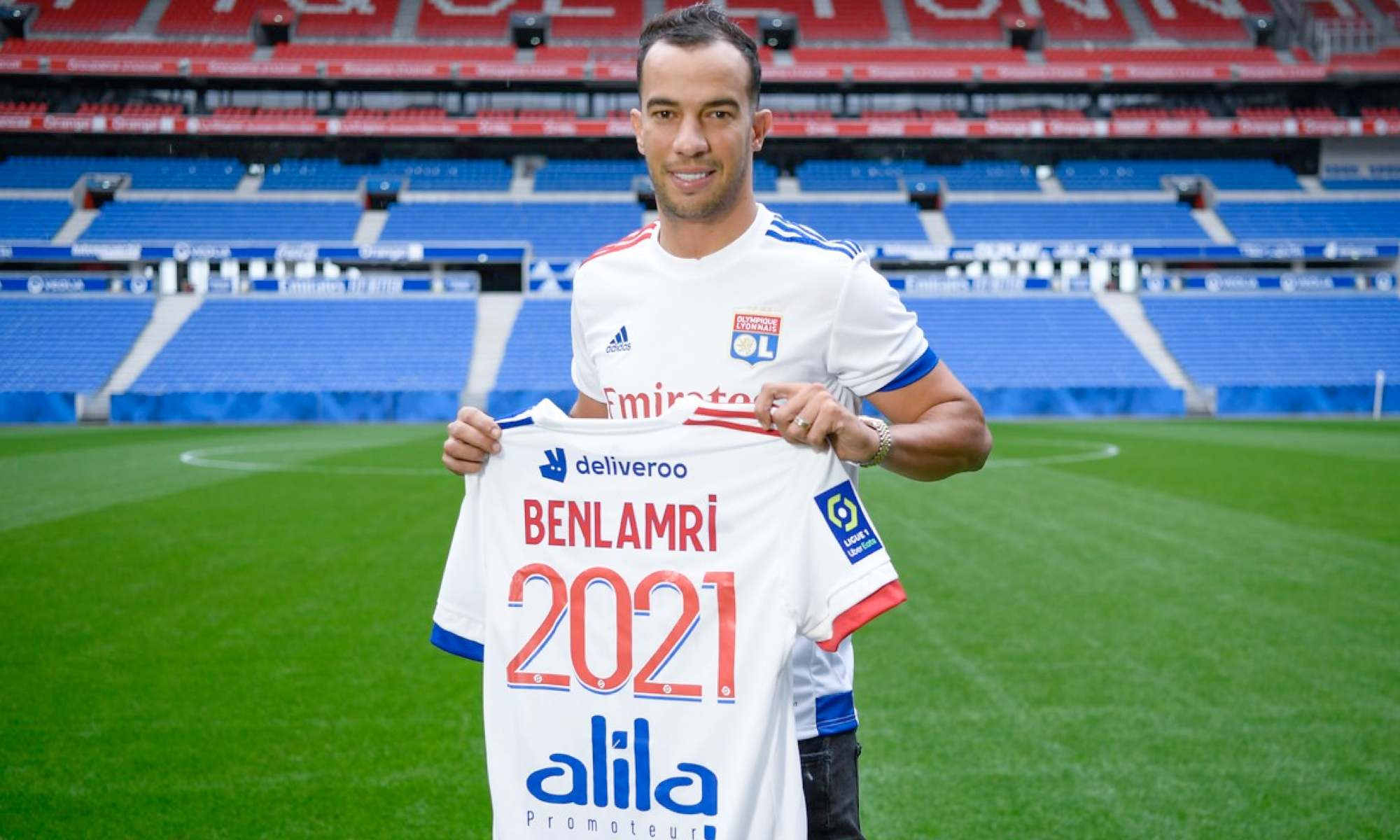 benlamri lyon officiel