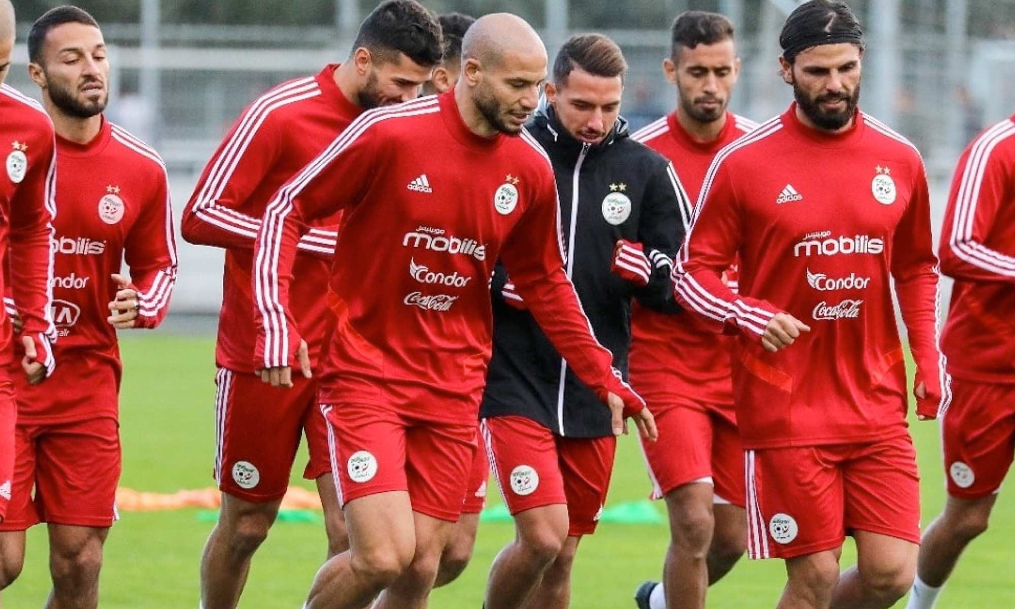 guedioura bennacer spano groupe entrainement stage rouge pays bas octobre