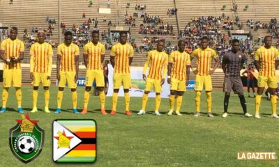 zimbabwe warriors team