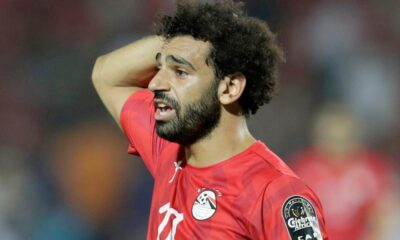 mohamed salah egypt pharaons