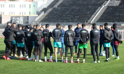 ES Sétif CAF Champions League MC Alger CR Belouizdad
