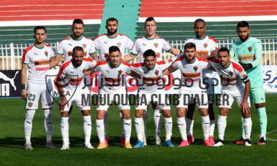 MC Alger CAF CL CAF Champions League LFP