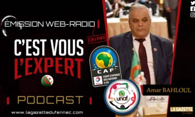 podcast amar bahloul