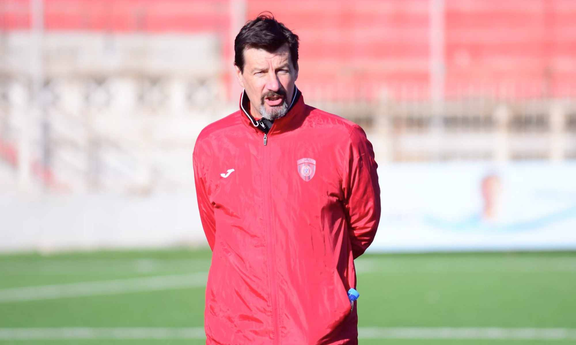 thierry froger coach usma
