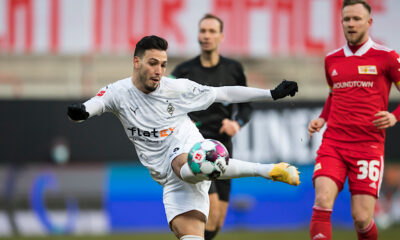 Teamdz fennecs Ramy Bensebaïni Union Berlin