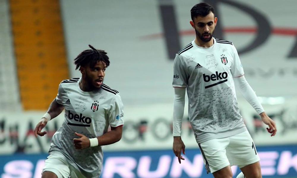 Rachid Ghezzal Vs Trabzonspor