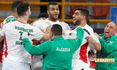 algerie hand