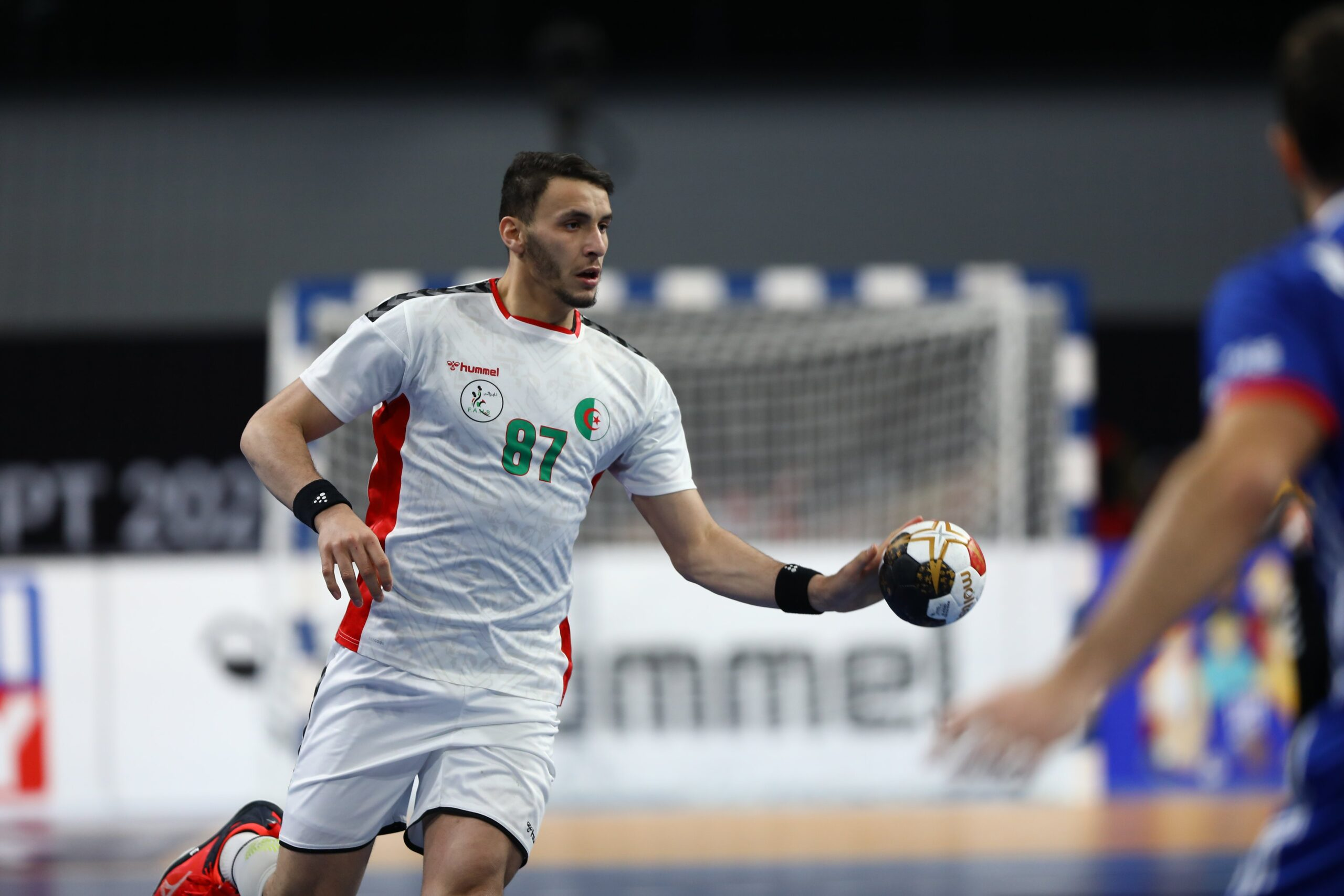 ayoub abdi algerie france handball egypt2021