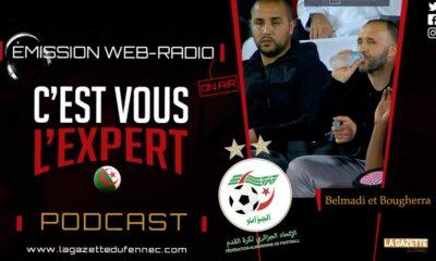 belmadi bougherra expert podcast