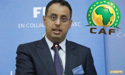 candidat caf ahmed yahya mauritanien
