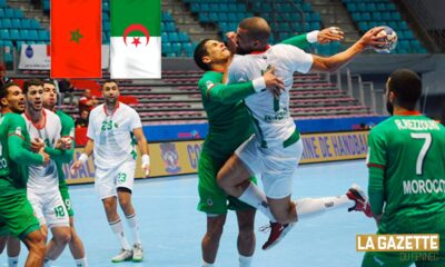 duel algerie maroc handball daoud