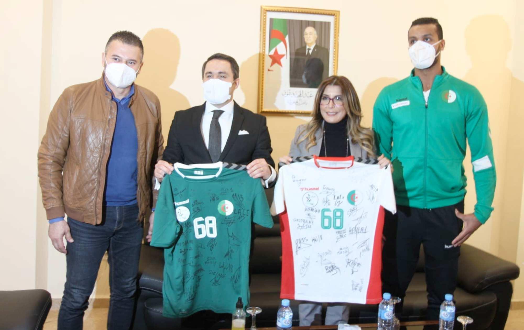 habib labane berkous khaldi souakri handball 2021