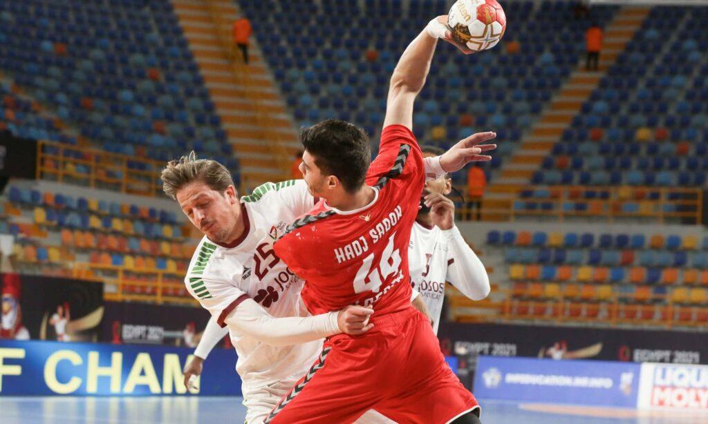 hadj sadok handball portugal egypt2021