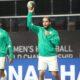 handball berkous avec coequipier