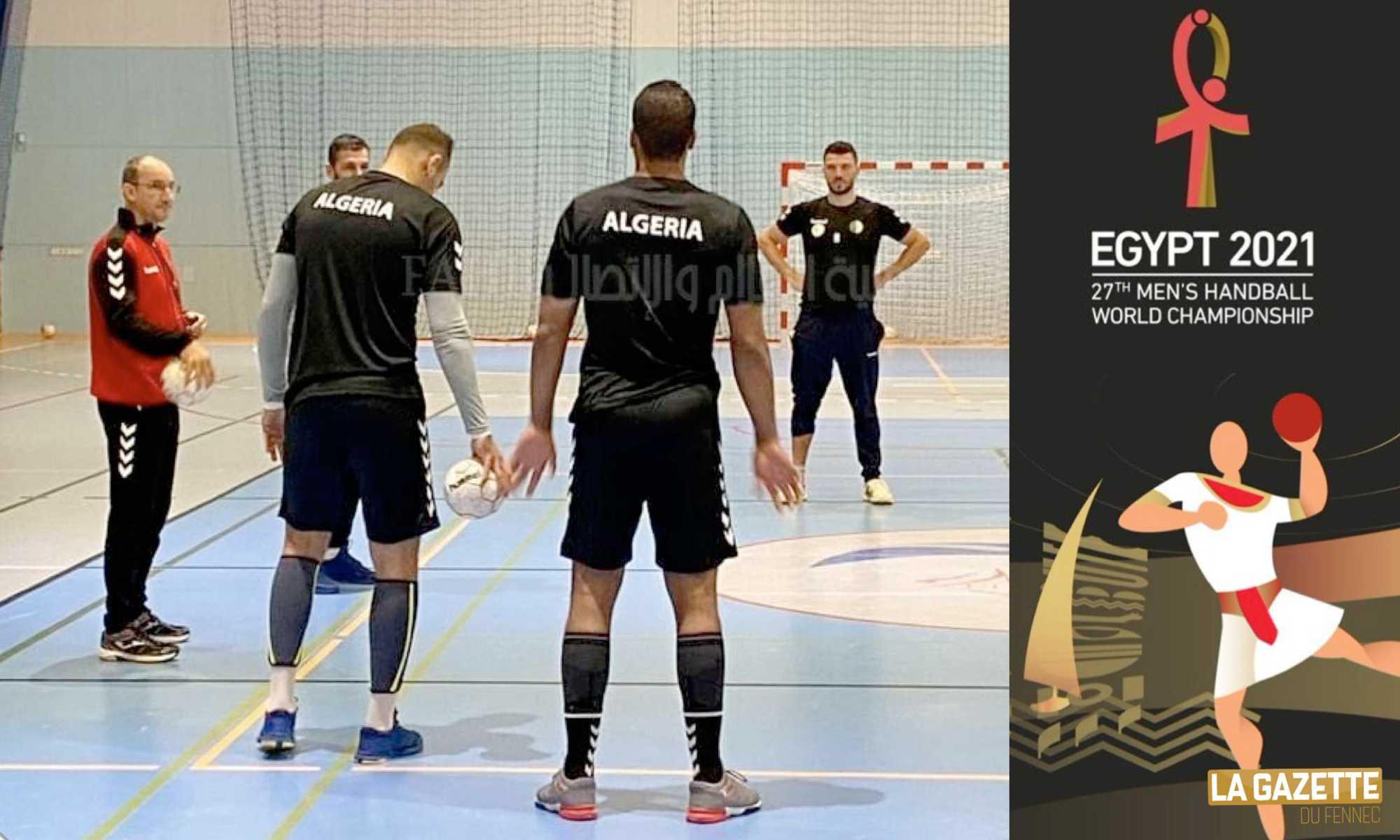 handball egypt 2021 alain porte stage