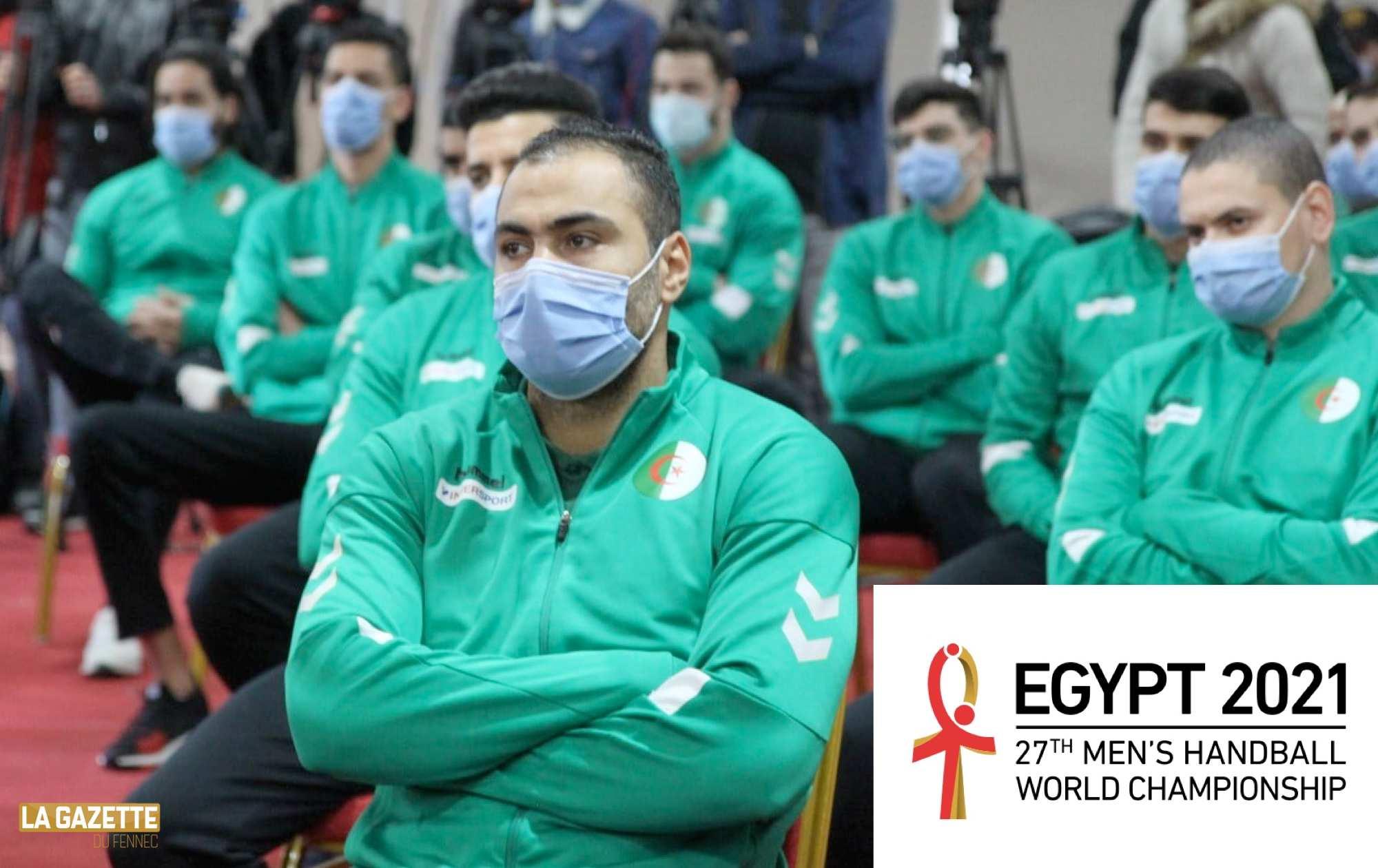 handball selection egypt 2021