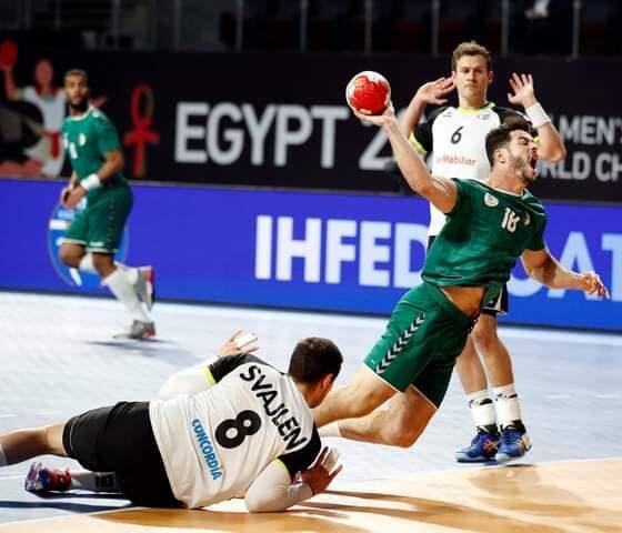 handball suisse algerie mondial kaabeche