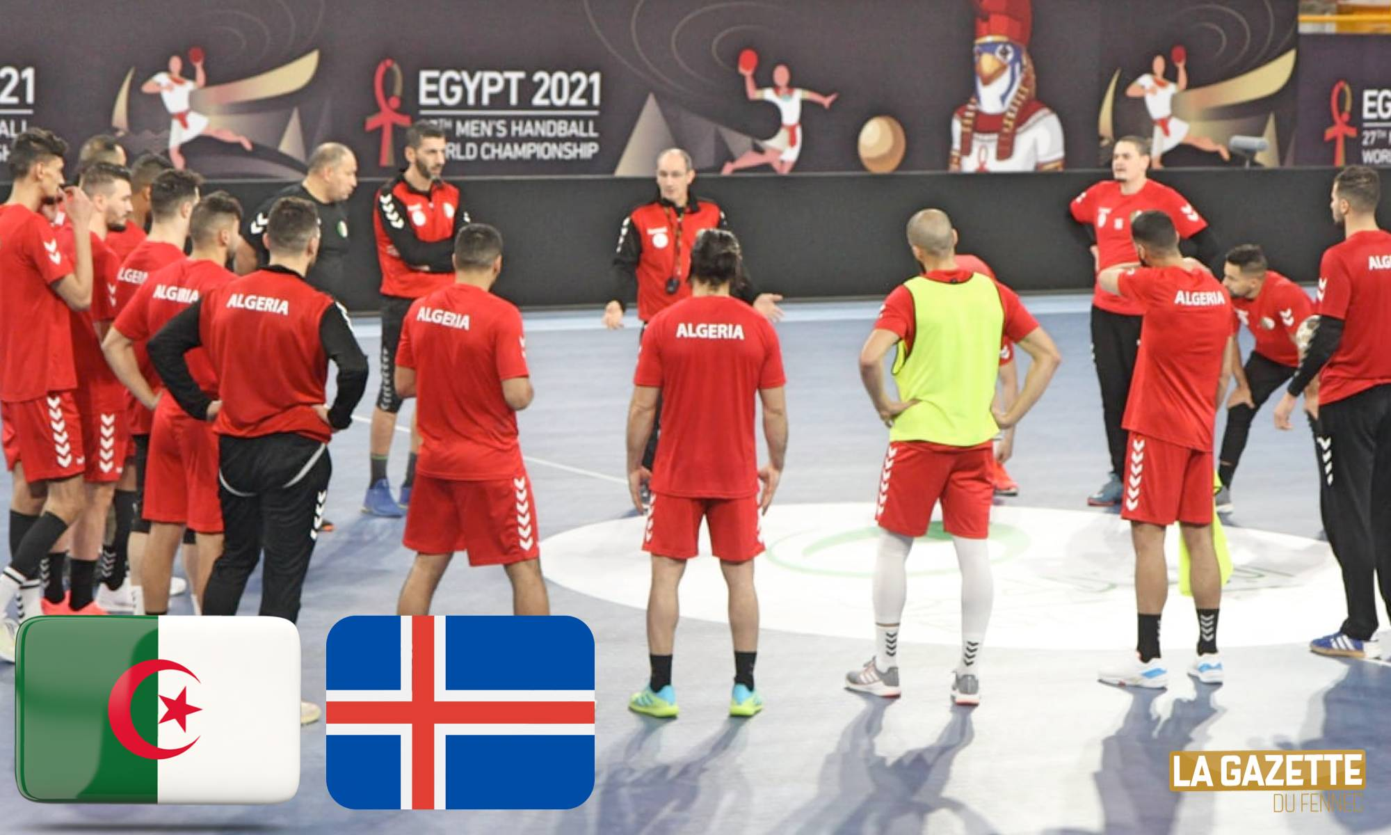islande algerie handball
